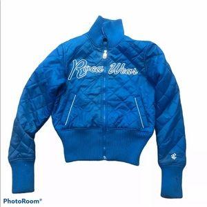 Vintage Rocawear Juniors Bomber Jacket Hip Hop